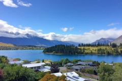 Ausblick Earnslaw Lodge