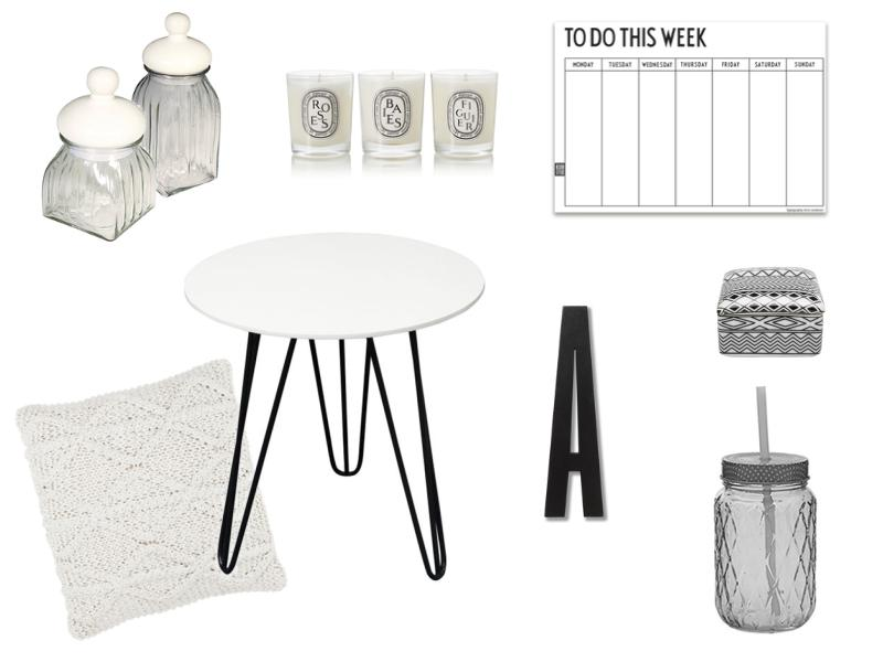 Interior Inspiration Black White Design Decoration, Dekoration, Monochrome Decoration, Design Möbel, Lifestyle, Interior Inspiration Collage Dream Einrichtung Möbel Trend 2016 Trend schwarz weiß, Lifestyleblog Deutschland, Lifestyle, Blogger_de, Fashionblog, Foodblog, Travelblog © ceyourgoals 2016